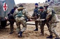 Двое военных погибли, один тяжело ранен за сутки на Донбассе