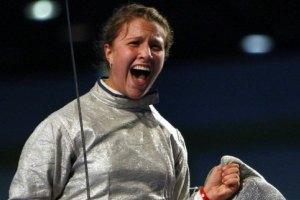 Украинская фехтовальщица завоевала золото на Кубке мира