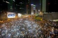 Протестувальники в Гонконгу погодилися прибрати частину барикад