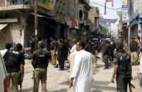 В Пакистане талибы напали на полицейский участок