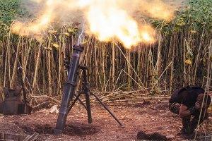 Штаб АТО: РФ направила у прикордонну зону з Україною артилерійську обслугу