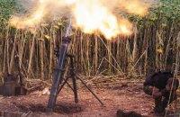 Штаб АТО: РФ направила в приграничную зону с Украиной артиллерийские расчеты