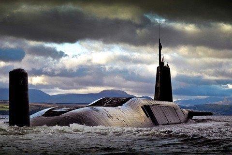 Парламент Британії схвалив модернізацію ядерного арсеналу