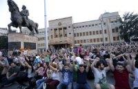 Россия обвиняет Запад в попытке дестабилизировать Македонию