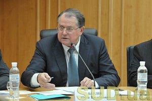 Глава Конституционного суда Баулин попал в ДТП под Полтавой, есть погибшие (обновлено)
