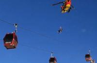 150 людей застрягли на гірськолижному підйомнику у французьких Альпах
