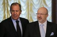 Лавров: ввод миротворцев на Донбасс не предусмотрен минскими соглашениями
