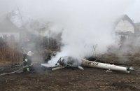 Причиною авіакатастрофи, в якій загинув ексміністр Кутовий, назвали туман і брак досвіду