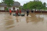 Кулеба рассказал о международной помощи пострадавшим от паводков населенным пунктам на западе Украины