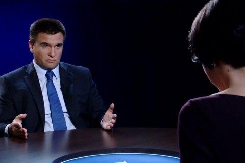 Уполномоченный ОБСЕ по свободе CМИ готовит доклад о фактах российской пропаганды, - Климкин