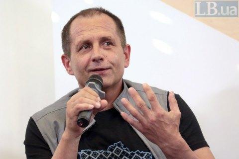 """Балух розповів, що """"тролив окупантів"""" українським прапором"""