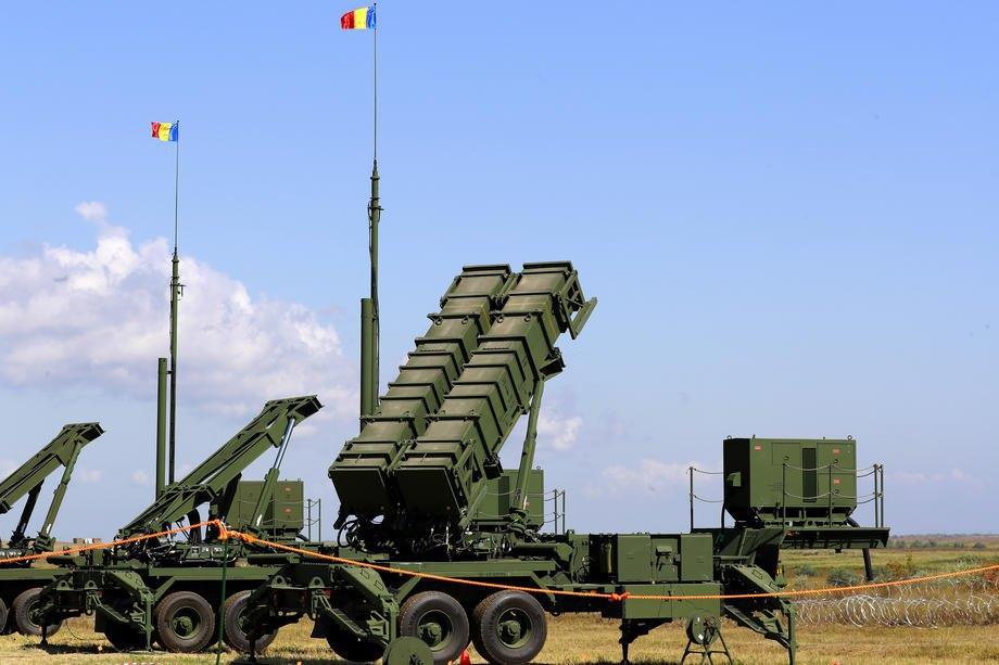 Первые зенитно-ракетные комплексы Patriot Румыния получила в сентябре 2020.