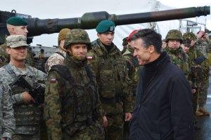 Крупнейшие военные учения НАТО завершились в Европе