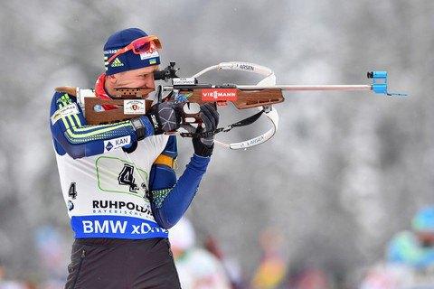 Семенов посів третє місце на етапі Кубка світу в Антхольці