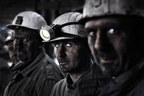 176 шахтарів у Луганській області залишаються під землею через знеструмлення
