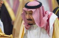 Короля Саудівської Аравії госпіталізували