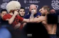 Нурмагомедов заявив керівництву UFC, що він відмовляється від гонорару за бій з Макгрегором