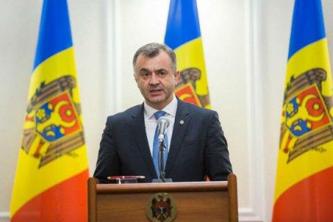 Прем'єр Молдови оголосив про відставку уряду