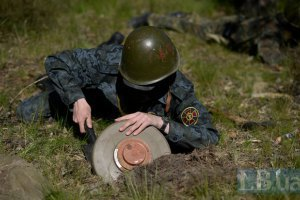 Двоє бійців батальйону ОУН підірвалися на міні (оновлено)