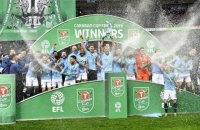 """Футболисты """"Манчестер Сити"""" получат 15 млн фунтов в случае победы в трех оставшихся матчах сезона"""