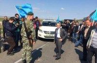 Симферопольцев, перекрывавших трассу из-за Джемилева, вызывают в суд