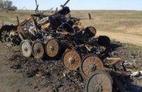 Военные эксперты нашли доказательства наличия у боевиков российских танков