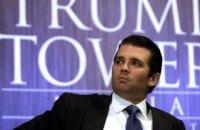 Білий дім назвав тему зустрічі Трампа-молодшого з російським адвокатом