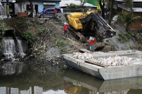 Шторм на Филиппинах вызвал масштабные оползни, погибли 26 людей