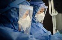 В Україні за добу виявили 6 237 нових випадків ковіду, госпіталізовано 2 222 особи