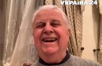 """Кравчук пообещал встать на защиту Украины в случае войны и стрелять """"сукиных сынов"""" до последнего"""