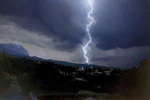 Украину завтра будет штормить