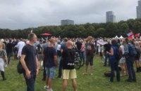 У Нідерландах протестують проти обмежень через COVID-19