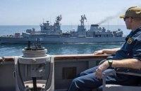 Американські кораблі вийшли з Чорного моря після навчань Sea Breeze
