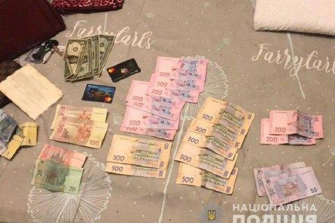 Полиция задержала хозяйку борделя в центре Киева