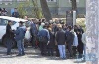 """СБУ знайшла тротилові шашки в учасника маршу """"білих хустин"""""""