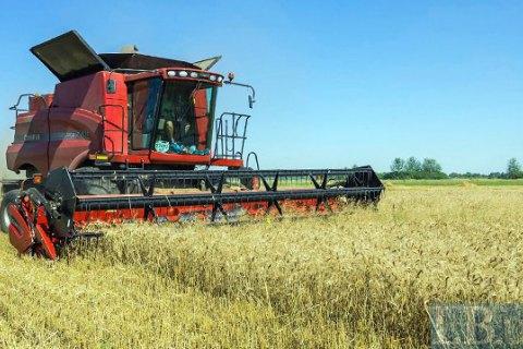 Урожай ранніх зернових в Україні став другим за обсягом за час незалежності