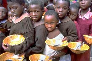 На планете недоедает миллиард жителей