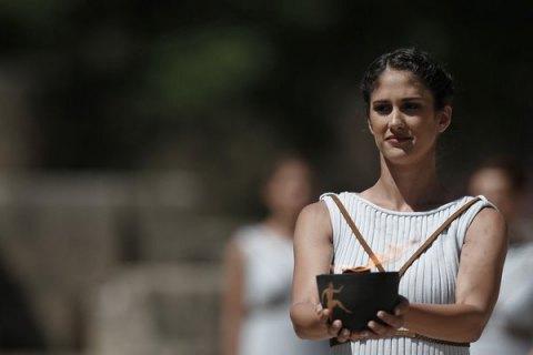 У Греції запалено вогонь Олімпіади-2016