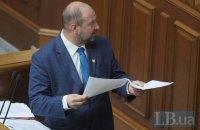 Нардеп Мельничук не смог исправить триллион гривен в е-декларации (обновлено)