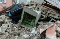 В Днепре задержали банду, которая почти год подрывала банкоматы в области