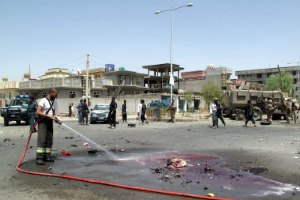 Консульство США в Афганистане подверглось атаке боевиков: три жертвы