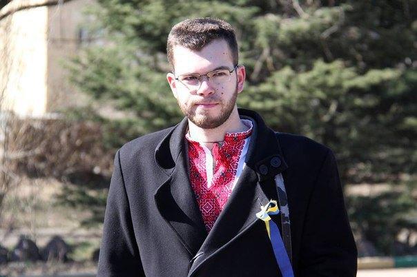 Леонид Кузьмин, сооснователь Украинского культурного центра в Симферополе