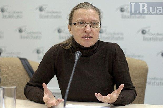 Юлия Литвинец