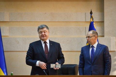 Порошенко отправил в отставку главу Одесской ОГА Степанова, - СМИ