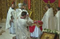 В Украине продолжаются онлайн-трансляции Пасхальных богослужений