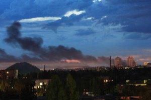 Из Донецка бежало 15 тыс. горожан