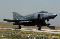 Туреччина знайшла тіла пілотів збитого винищувача