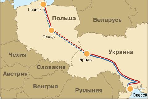 Іран зібрався поставляти нафту через український трубопровід