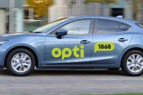 Таксі Opti – ідеальні тарифи і оптимальні умови