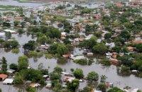 В Южной Америке более 180 тыс. человек покинули дома из-за наводнений